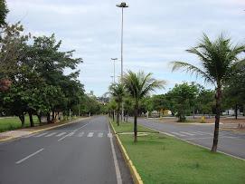 Avenidas da UFMT