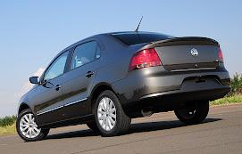 VW Voyage 2009
