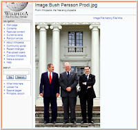 wikipedia pic from whitehouse website