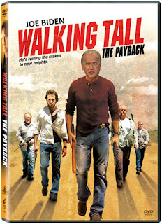 Joe Biden as sheriff Buford Pusser in Walking Tall