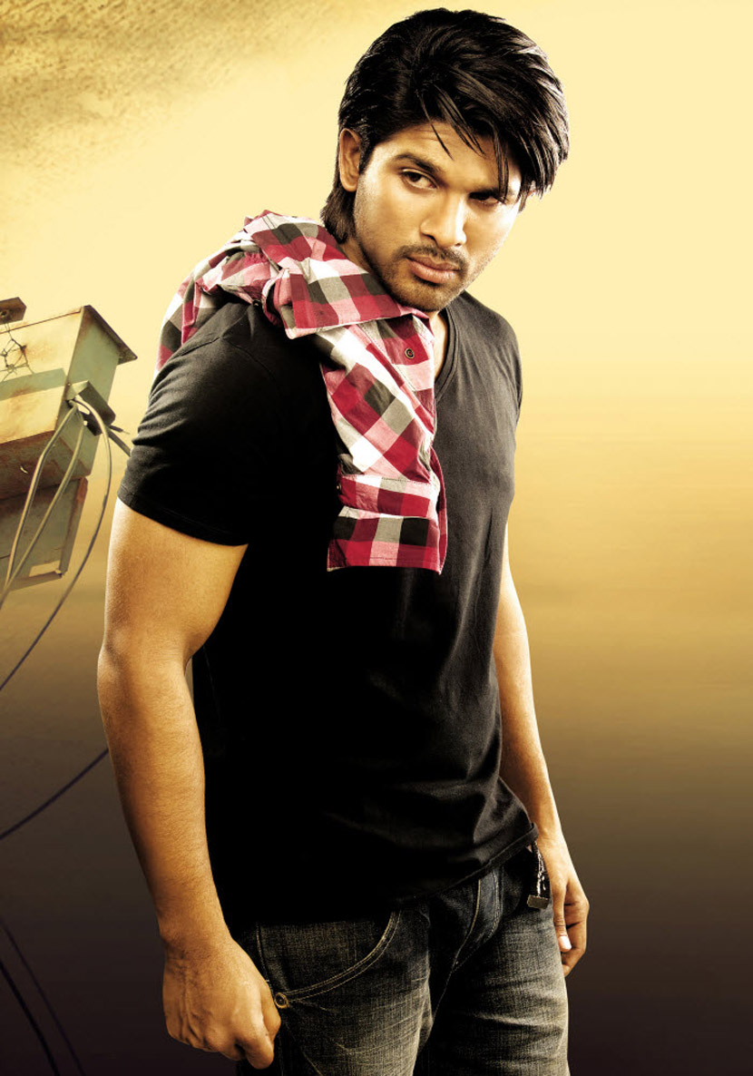 allu arjun rocking new latest unseen stills photos from vedam