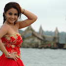 Suhani in Red Dress Dancing Stills