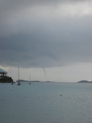 The Tornado (Water Spout)