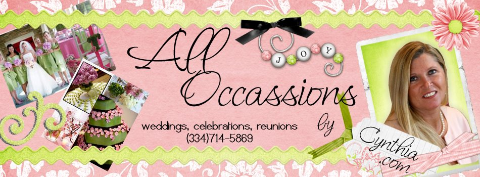 All Occasions by Cynthia