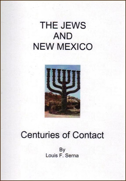 BOOK: JEWS AND NEW MEXICO, CENTURIES OF CONTACT