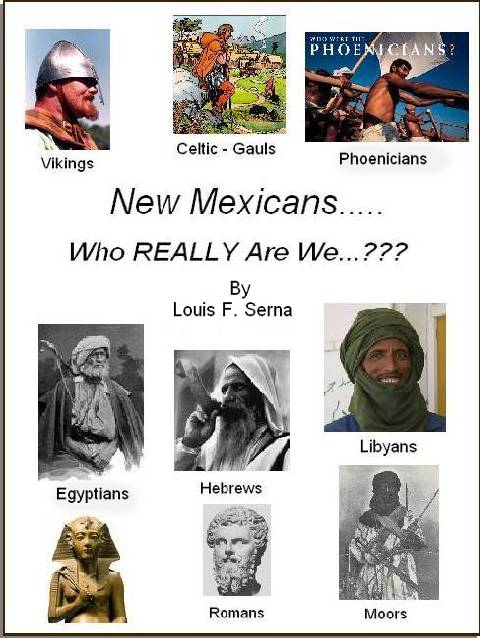 NEW MEXICANS - Who Really Are We..?  (Softcover at $20.00)
