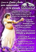 Danza para embarazadas
