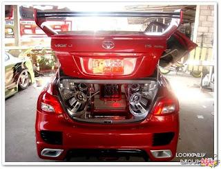 Sport Cars Toyota Vios