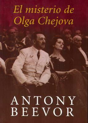 NAZIS Y SEGUNDA GUERRA MUNDIAL (reflexiones, libros, documentales, etc) - Página 5 Beevor,+Antony+-+El+Misterio+De+Olga+Chejova+-+Tapa