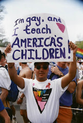 GAY TEACHERS MOST LIKELY TO MOLEST YOUR CHILDREN!