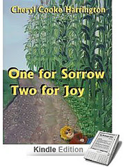 One for Sorrow, Two for Joy on the Kindle reader!