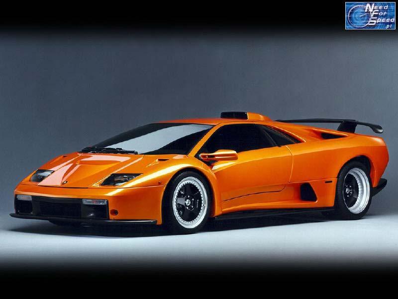 Lamborghini Diablo SV 1996.