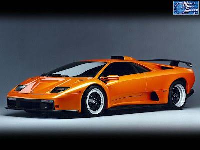 Lamborghini Diablo SV · Auto Car | Label: Lamborghini