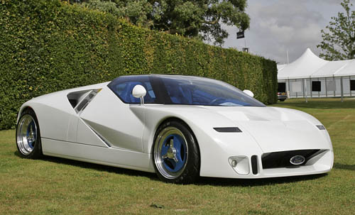 inoversum  1995 Ford Gt90 Concept