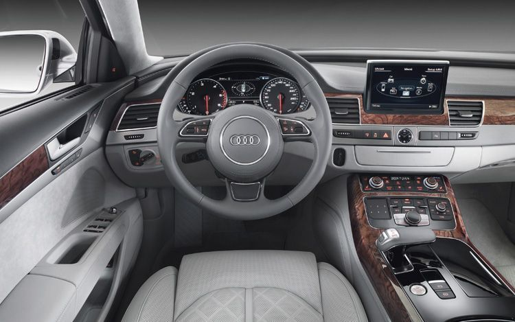 Featured Images of audi a6 2011 interior :