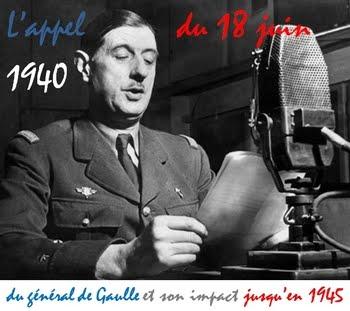 L'appel du 18 juin 1940