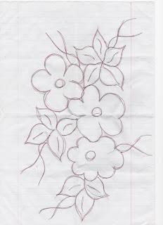 risco flores silvestres