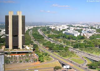 Banco Central: ao lado do Eixo Rodoviário Sul