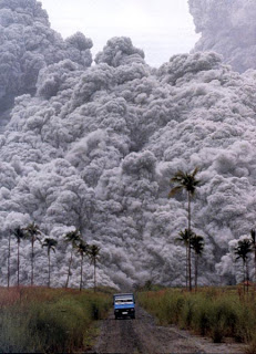 Erupção do monte Pinatubo