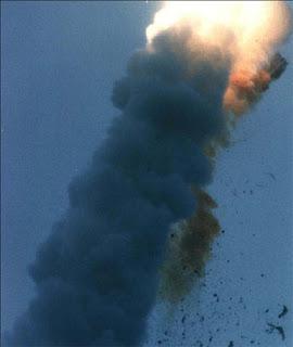 Desintegração do Ariane V