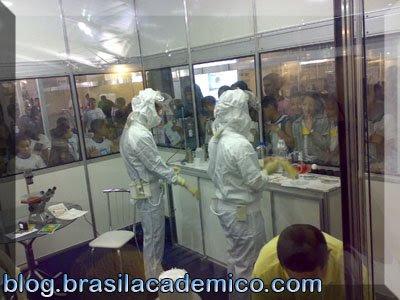 Fabricação de vacinas - Fiocruz