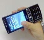 Celular vira caneta virtual