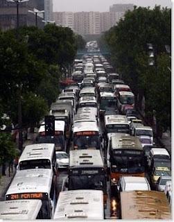 Ônibus no Rio de Janeiro