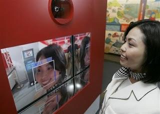 Máquina capta curvatura dos lábio e mede os olhos na identificação do sorriso