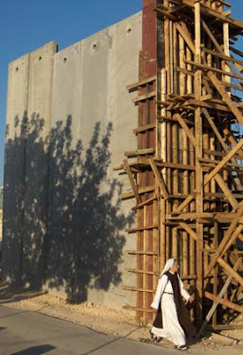 Muro na Faixa de Gaza