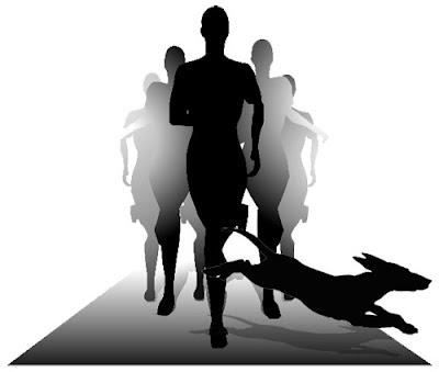 Os caminhantes com cães andam 28 por cento mais rápido