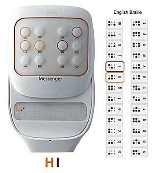 Touch Messenger da Samsung