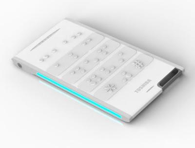 Tactility: celular conceito para cegos