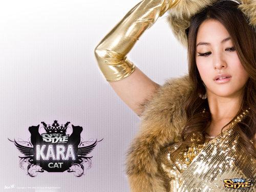 Kara (카라) 20091128_ParkGyuri_CAT_2