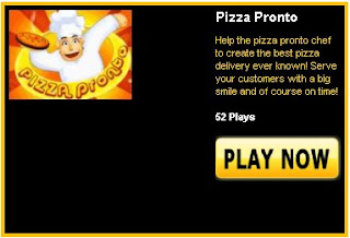 pizza pronto online arcade games