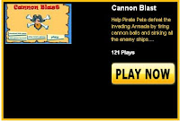 Cannon Blast Online Action Games