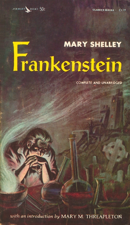 mans prejudice frankenstein by mary shelley essay