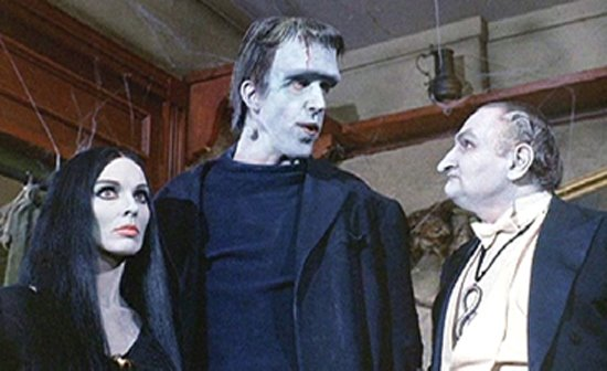 frankensteinia the frankenstein blog the munsters early pilot episode - Munsters Halloween Episode