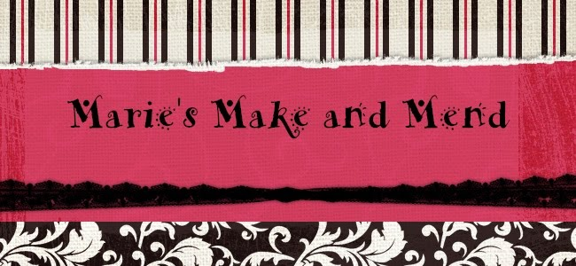 Marie's Make and Mend