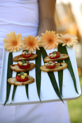 Roasted+Tomato+and+Onion+Crostini+with+Bagna+Cauda catering san diego wedding catering
