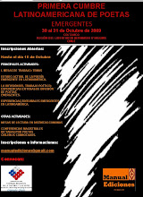 Primera Cumbre Latinoamericana de Poetas Emergentes