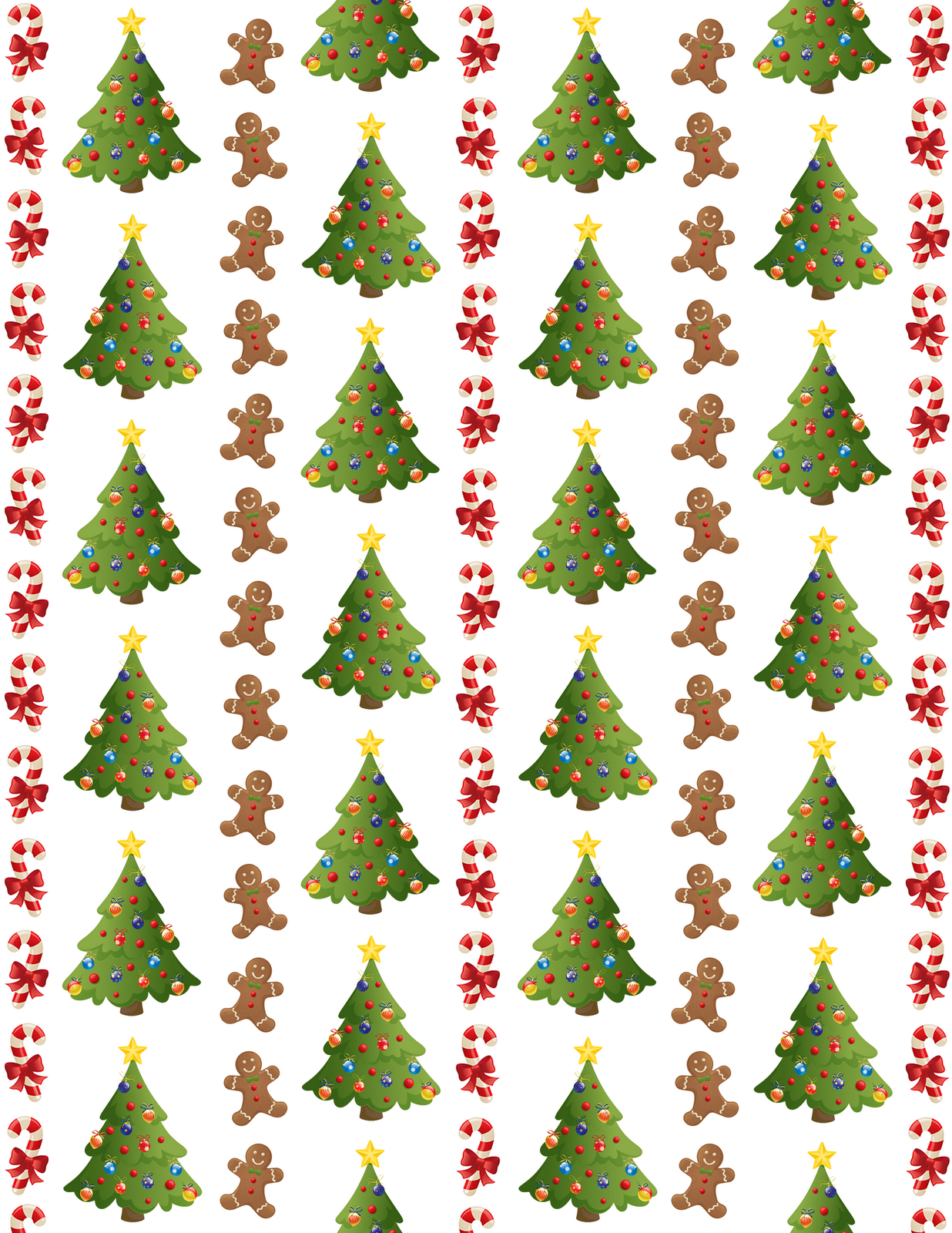 It is a graphic of Selective Christmas Printable Paper