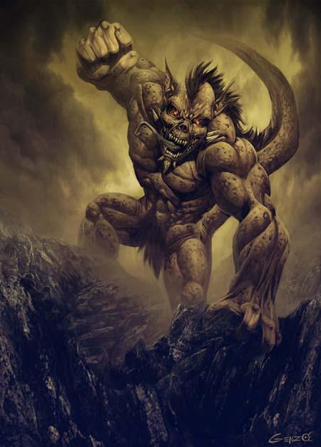 grendel monster