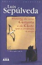 História de uma gaivota e do Gato que a Ensinou a Voar, CAPA