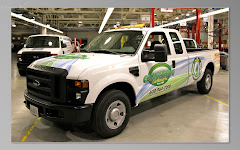 Propane Powered Ford F350