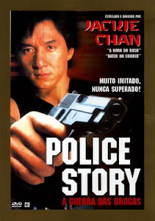 Filme Police Story   Dublado