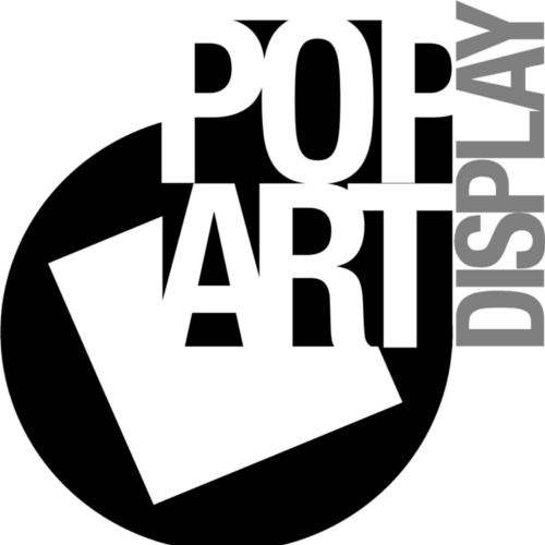 PAD Pop Art Display
