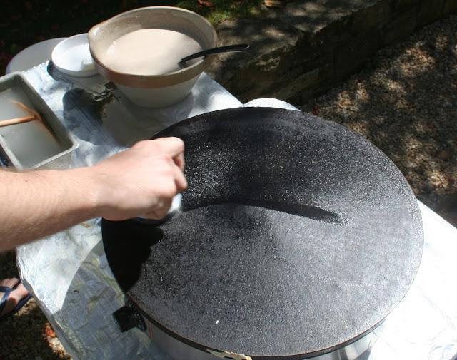 comment faire les galettes de blé noir