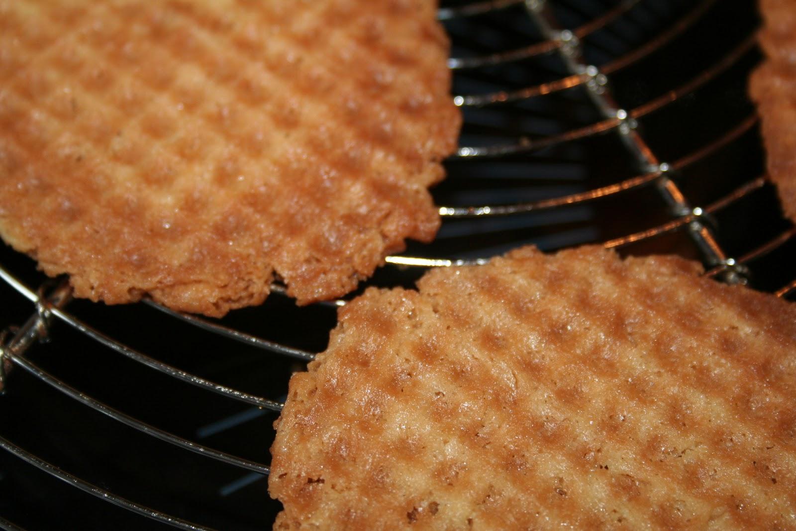 pâte gaufre sans repos