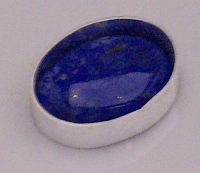 Bezel around cabochon