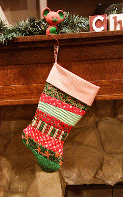 My newest Christmas stocking